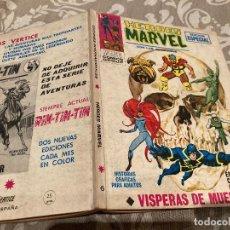 Cómics: HEROES MARVEL VOL1 Nº 6 VISPERAS DE MUERTE - VERTICE 1972. Lote 237710360