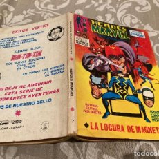 Cómics: HEROES MARVEL VOL1 Nº 7 LA LOCURA DE MAGNETO - VERTICE 1972. Lote 237710750