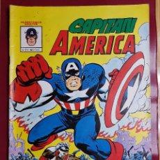 Cómics: VERTICE - TEBEO - CAPITAN AMERICA - Nº 2 VUELO LOCO! - 90PTAS - 1981. Lote 237861380