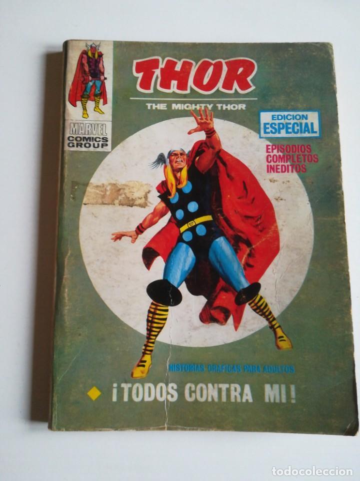 THOR THE MIGHTY THOR Nº 12 TODOS CONTRA MI VERTICE (Tebeos y Comics - Vértice - Super Héroes)