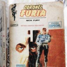Cómics: EL CORONEL FURIA N.º 5 UN MILLON DE MEGATONES VERTICE TACO (2). Lote 238149160