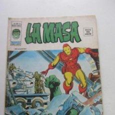 Fumetti: LA MASA V 3 Nº 15: MORIRAS, HOMBRE DE HIERRO VERTICE MUNDI MUCHOS EN VENTA MIRA TUS FALTAS ARX51. Lote 238238575