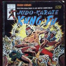 Comics: RELATOS SALVAJES VOL. 2 Nº 14 JUDO KARATE KUNG-FU - MUNDI COMICS. Lote 238327090