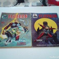 Cómics: FLIERMAN - VERTICE - SURCO + MUNDICOMICS - COMPLETA - BUEN ESTADO - GORBAUD. Lote 238362395