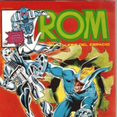 Cómics: COMIC ROM CABALLERO DEL ESPACIO, MUNDI COMICS LINEA SURCO Nº 8-NUEVO. Lote 295357063