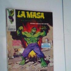Cómics: LA MASA - VERTICE - VOLUMEN 1 - NUMERO 20 - BUEN ESTADO - GORBAUD - CJ 134. Lote 238376680
