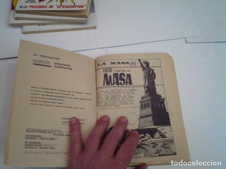 Cómics: LA MASA - VERTICE - VOLUMEN 1 - NUMERO 20 - BUEN ESTADO - GORBAUD - cj 134 - Foto 3 - 238376680