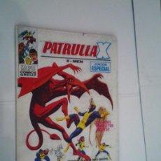 Cómics: PATRULLA X - VERTICE - VOLUMEN 1 - NUMERO 9 - BUEN ESTADO - PRIMERA EDICION - GORBAUD. Lote 238377820