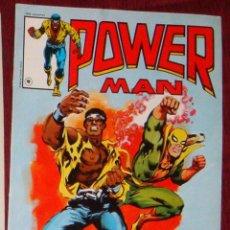 Cómics: COMIC POWER MAN 2 COMICS Nº 9-Nº 10 LINEA SURCO VÉRTICE 1983 NUEVO. Lote 238389250