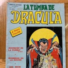 Cómics: ESCALOFRÍO VOL.2 Nº 7: LA TUMBA DE DRÁCULA - D3. Lote 238544180