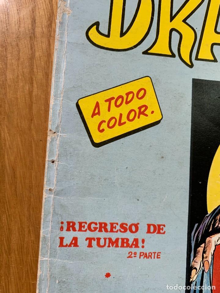 Cómics: Escalofrío vol.2 nº 7: La Tumba de Drácula - D3 - Foto 3 - 238544180