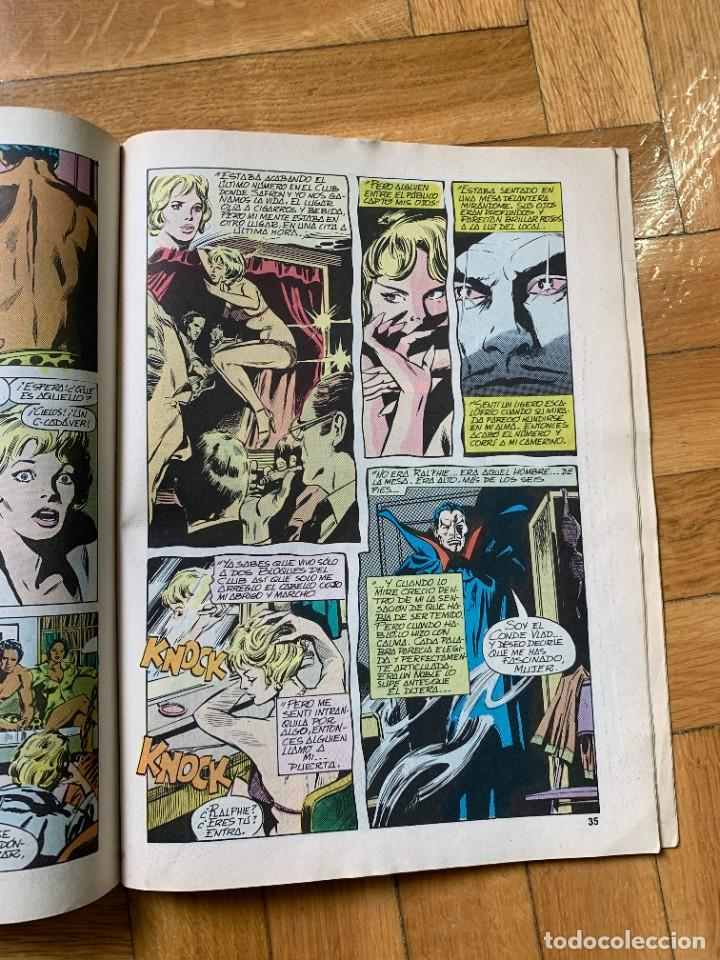 Cómics: Escalofrío vol.2 nº 7: La Tumba de Drácula - D3 - Foto 5 - 238544180