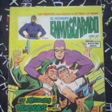 Cómics: VERTICE MUNDI-COMICS : EL HOMBRE ENMASCARADO VOL.2 NUM. 11. Lote 238555095