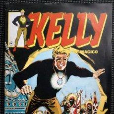 Cómics: KELLY Nº 7 Y 9 OJO MÁGICO VÉRTICE LINEA SURCO 2 COMICS NUEVOS 1981. Lote 238576210