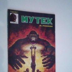 Cómics: MYTEK - MUNDICOMICS - VERTICE - COLECCION COMPLETA - 5 NUMEROS - BUEN ESTADO - GORBAUD - CJ 126. Lote 238639670