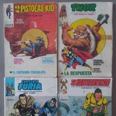 Comics : PACK 10 COMICS MARVEL ED. VÉRTICE [TACO].. Lote 238742505