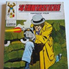 Cómics: LOS 4 FANTASTICOS 40 EL TOTEM VIVIENTE VERTICE. Lote 238785650