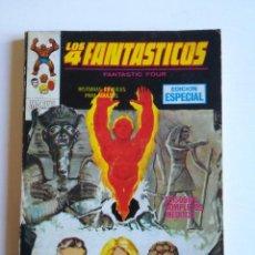 Cómics: LOS 4 FANTASTICOS 26 EL OJO DIABÓLICO VERTICE MUY BUEN ESTADO. Lote 238788885
