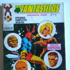 Cómics: LOS 4 FANTASTICOS 15 LAS HUESTES DEL MAL VERTICE. Lote 238791705