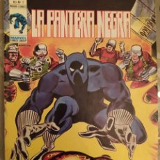 Comics: LA PANTERA NEGRA - VOLUMEN 1 - N°1 - ¡LA RANA DEL REY SALOMON! - VERTICE - AÑO 1978. Lote 239475845