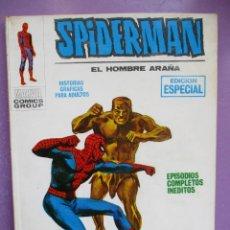 Cómics: SPIDERMAN Nº 11 VERTICE ¡¡¡¡¡ BUEN ESTADO!!!! 1ª EDICION. Lote 239502965