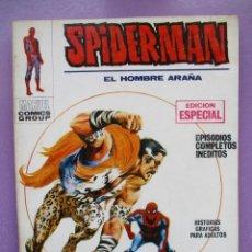 Cómics: SPIDERMAN Nº 13 VERTICE ¡¡¡¡¡ BUEN ESTADO!!!! 1ª EDICION. Lote 239503170