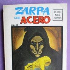 Cómics: ZARPA DE ACERO Nº 10 VERTICE TACO ¡¡¡¡¡ MUY BUEN ESTADO!!!! EDICION ESPECIAL. Lote 239506615