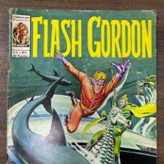 Cómics: FLASH GORDON. V.1 - Nº 3. DESCENSO AL MAR DE MONGO. EL PLANETA PRIMITIVO. COMICS-ART. Lote 239554610