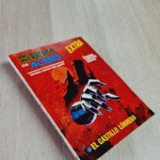 Cómics: EXCELENTE ESTADO ZARPA DE ACERO 28 TACO COMICS VERTICE. Lote 239600635