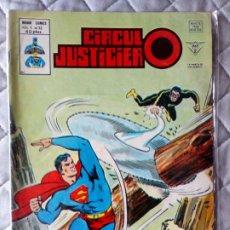 Cómics: CÍRCULO JUSTICIERO Nº 12 VERTICE. Lote 239828245