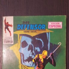 Cómics: COMIC - DAN DEFENSOR (DAREDEVIL) - VOL.1 Nº 3 - CONTRA MR. MIEDO - 128 PAGINAS - TACO. Lote 239896370