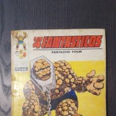 Cómics: COMIC - LOS 4 FANTASTICOS (FANTASTIC FOUR) - VOL.1 Nº 45 - RECLAMO A ESTE ESCLAVO - 122 PAGINAS -. Lote 239898435