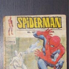 Cómics: COMIC - SPIDERMAN (SPIDER-MAN) - VOL.1 Nº 40 - EL HOMBRE DE HIELO ATACA - 128 PAGINAS -. Lote 239900210