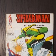 Cómics: COMIC - SPIDERMAN (SPIDER-MAN) - VOL.1 Nº 55 - LA CAIDA DEL DUENDECILLO VERDE - 128 PAGINAS -. Lote 239901355