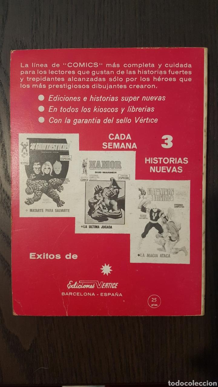 Cómics: COMIC - PATRULLA-X (X-MEN) - VOL.1 Nº 30 - EL RETORNO DEL PROFESOR-X - 128 PAGINAS - - Foto 2 - 239902405