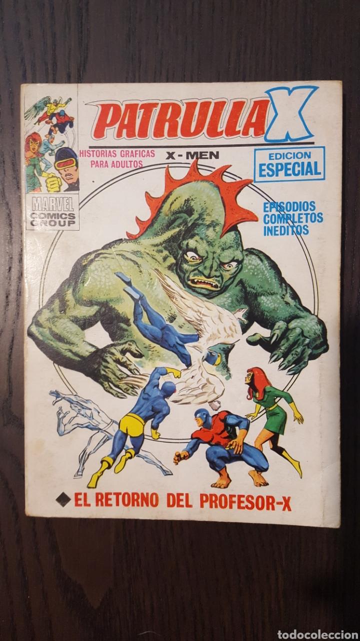 COMIC - PATRULLA-X (X-MEN) - VOL.1 Nº 30 - EL RETORNO DEL PROFESOR-X - 128 PAGINAS - (Tebeos y Comics - Vértice - Patrulla X)