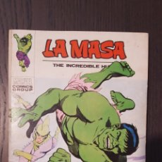 Cómics: COMIC - LA MASA (THE INCREDIBLE HULK) - VOL.1 Nº 29 - EN LA FRONTERA DE LA MUERTE - 128 PAGINAS -. Lote 239903305