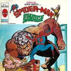 Comics: ESPECIAL SUPER HÉROES, VERTICE Nº 15. Lote 240000300