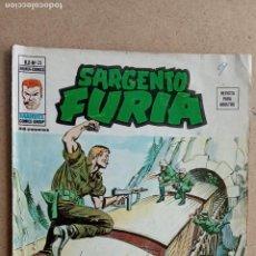 Comics: EL SARGENTO FURIA Vº 2 Nº 25 VÉRTICE. Lote 240008595