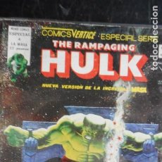 Cómics: THE RAMPAGING HULK Nº 4 (RARO). Lote 240112585