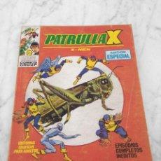 Cómics: PATRULLA X (X-MEN) - Nº 11 - LA PLAGA DE EL LANGOSTA - ED. VERTICE - 1970 - TACO VOL. 1. Lote 240481170