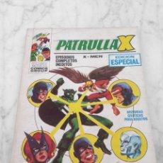 Comics: PATRULLA X (X-MEN) - Nº 13 - DOS TITANES FRENTE A FRENTE - ED. VERTICE - 1970 - TACO VOL. 1. Lote 240485445