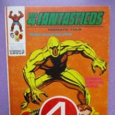 Cómics: LOS 4 FANTASTICOS Nº 32 VERTICE TACO ¡¡¡¡¡MUY BUEN ESTADO!!!!. Lote 240542105