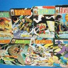 Cómics: COMICS FLASH GORDON VOL.2 -Nº8-25-26-27-37-38 Y 39 + Nº50 EL HOMBRE ENMASCARADO. Lote 240767400