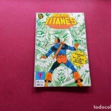 Comics: RETAPADO- NUEVOS TITANES - DEL Nº 45 AL Nº 48. Lote 240983975