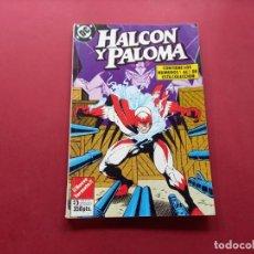Cómics: RETAPADO- HALCON Y PALOMA - DEL Nº 1 AL Nº 5. Lote 240984890