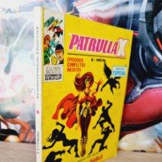 Cómics: PATRULLA X 21 TACO NORMAL ESTADO COMICS VERTICE. Lote 241031825