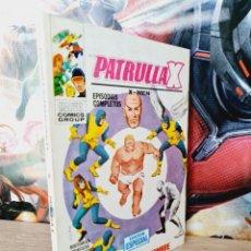 Cómics: EXCELENTE ESTADO PATRULLA X 3 TACO COMICS VERTICE. Lote 241033715
