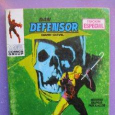 Cómics: DAN DEFENSOR Nº 3 VERTICE TACO ¡¡¡¡¡ BUEN ESTADO!!!!. Lote 241136475