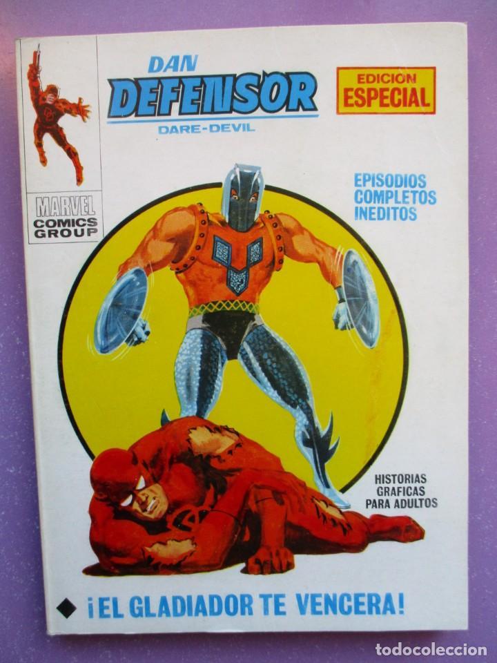 DAN DEFENSOR Nº 26 VERTICE TACO ¡¡¡¡¡ BUEN ESTADO!!!! (Tebeos y Comics - Vértice - V.1)